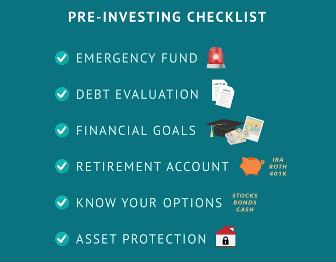 pre-investing checklist