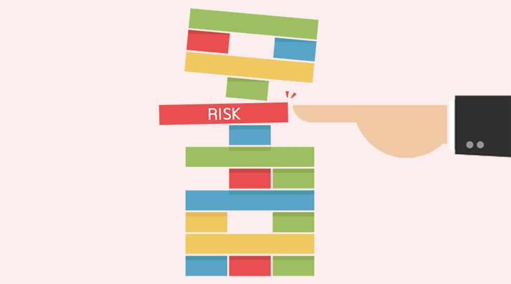 investment risk game